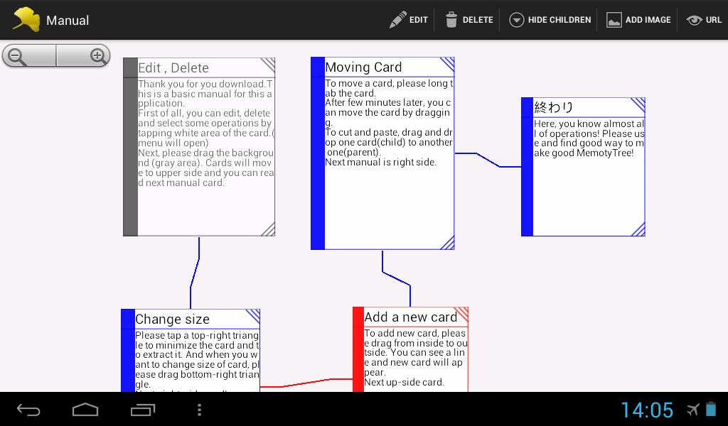 Ideen verwalten mit MemoryTree | AndroidPIT