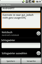 Evernote – Das Online-Gedächtnis