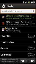 Audials - Radio + Music Sync – Free Music On Your Android