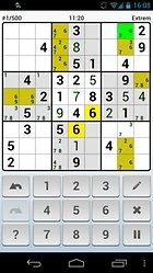 Andoku Sudoku 2 -- Sudoku Puzzles Galore