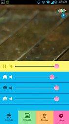 Raining.fm - Rain Sounds: Die App von der du nicht wusstest, dass du sie brauchst