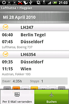 Lufthansa App - I believe I can fly