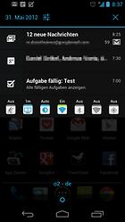 CalenGoo - Kalender-App mit Einstellmöglichkeiten und Widgets en masse