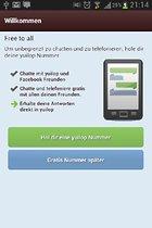 yuilop Gratis Telefonieren+SMS