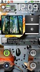 WidgetLocker Sperrbildschirm – Homescreen-Feeling für Deinen Sperrbildschirm!