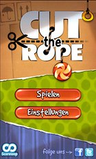 Cut the Rope -- For Sweet Tooths