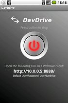 DavDrive - Gestire il proprio dispositivo Android dal computer
