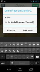 Shpock: mobiler Flohmarkt !