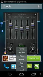 Music Volume EQ - Egaliseur Android