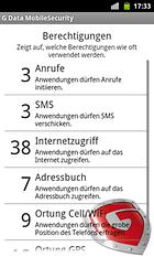 G Data MobileSecurity - Sicher durchs Leben?
