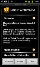 Launch-X Pro – Create Your Own High-Performance Widgets
