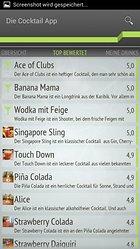 Die Cocktail App - Alles ganz nach deinem Geschmack