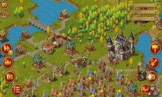 Townsmen - Gestisci la tua città medievale su smartphone!