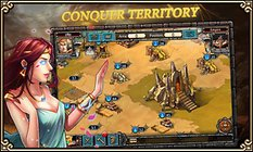 Spartan Wars: Empire of Honor - MMO per Android!