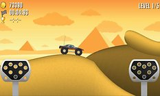 Crazy Wheels: Monster Trucks