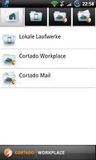 Cortado Workplace - Take the office with you