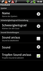 """""""FloodLand"""" - """"Land unter"""" auf Deinem Android Phone"""