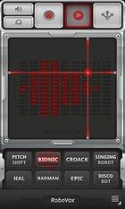 RoboVox - Voice Changer Lite - Robot sesi çıkartın