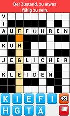 Kreuzworträtsel Deutsch – Tolle Rätsel-App!