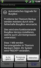 Titanium Backup root - wirklich alle Apps sichern!