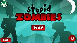 Stupid Zombies - A Real Alternative to Angry Birds?