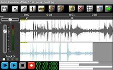 Audio Evolution Mobile: Der Multi-Track Sequencer für die Hosentasche