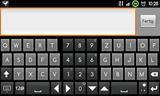 Thumb Keyboard (Phone/Tablet) - Better Typing on Tablets