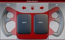 Steering wheel for PC games - Bilgisayar oyunları için direksiyon