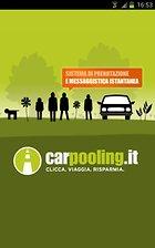 carpooling.it, viaggiare da A a B in modo semplice e conveniente