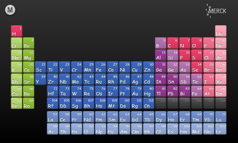 Merck pse hd la tabla peridica no solo para los qumicos androidpit merck pse hd la tabla peridica no solo para los qumicos urtaz Image collections
