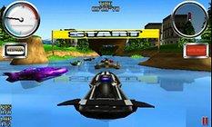 Wave Blazer - Speedboats und Wellengang
