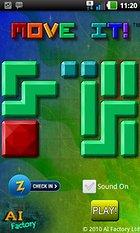 Move it! Free – ein ganz schön kniffliges Spiel!