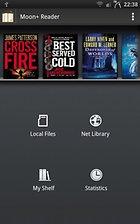 Moon+ Reader Pro (50% Off) - Harika bir eBook okuyucu!
