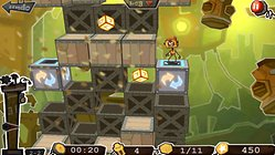Robo5 - Dark and dingy puzzles and a darker version of Wall-E