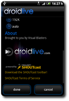 DroidLive Lite