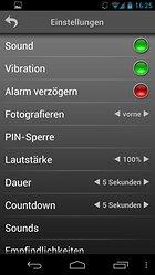 Mobile Alarm System - Diebstahlschutz für das Smartphone