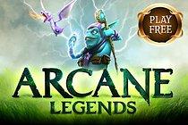 Arcane Legends – Le futur des jeux de rôle en lignes sur Android