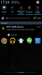 Notification Launcher - Schnellstart für deine Apps