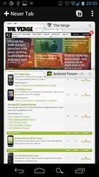 Chrome (Beta) - Ein vollwertiger Browser für Android