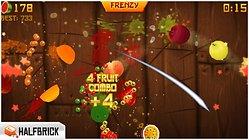 Fruit Ninja Free. Ensalada de frutas.