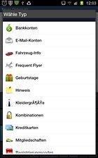 mSecure - Password Manager: il servizio di sicurezza per smartphone