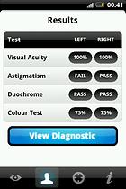 Vision Test - Testez votre vue