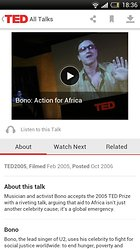 TED -- Ideas worth spreading