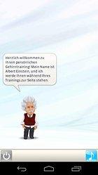 Einstein™ Gehirntrainer HD - Übungen für's Köpfchen