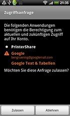 PrinterShare™ Droid Print