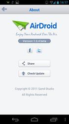 AirDroid - eine luftige Smartphoneverwaltung!