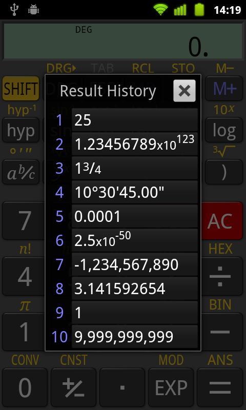 realcalc plus 2.3.1 apk full