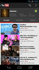 YouTube – La app del canale video per smartphone