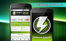 Download Manager for Android, organizza I tuoi download