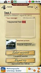 """Der """"Reisebericht nebenbei"""" mit Trip Journal"""